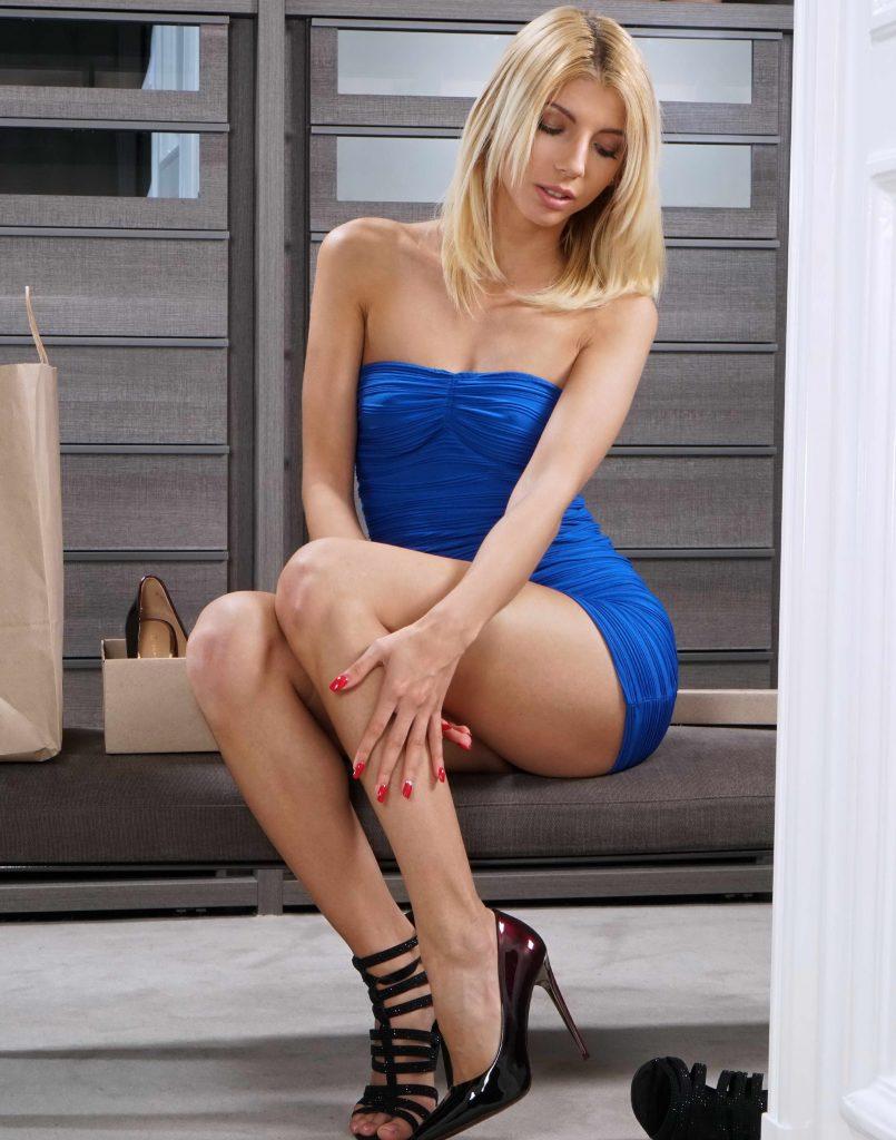 Красива Блондонка От Варна